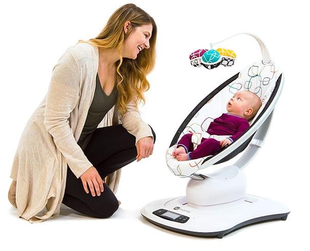 leżak niemowlęcy