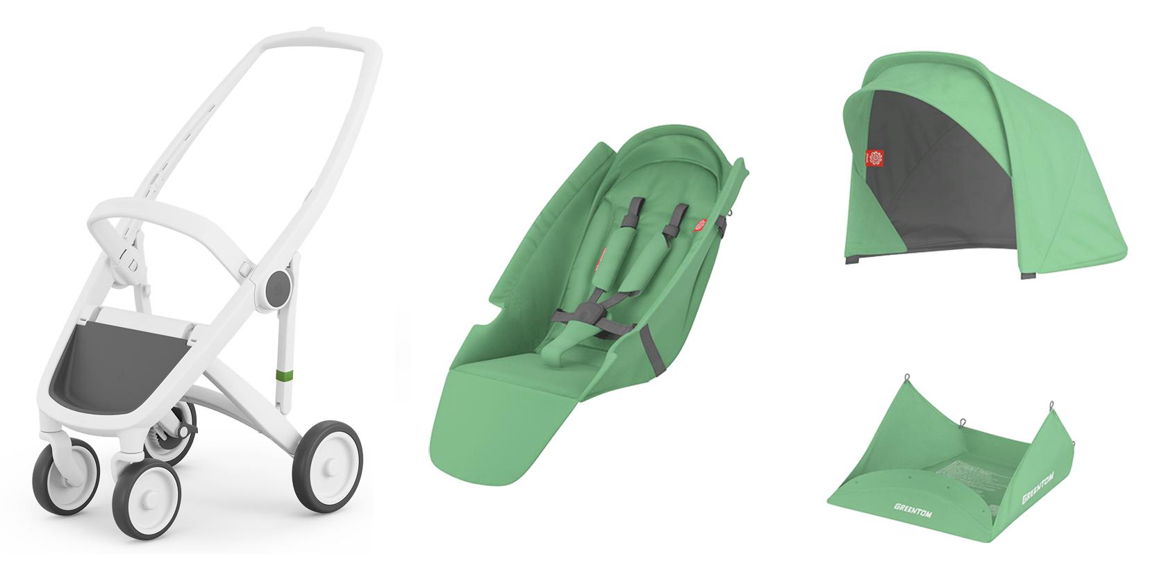 elementy wózka